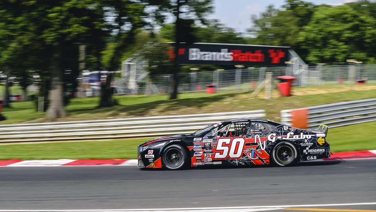ghirelli euronascar pro nascar whelen euro series brands hatch 2021
